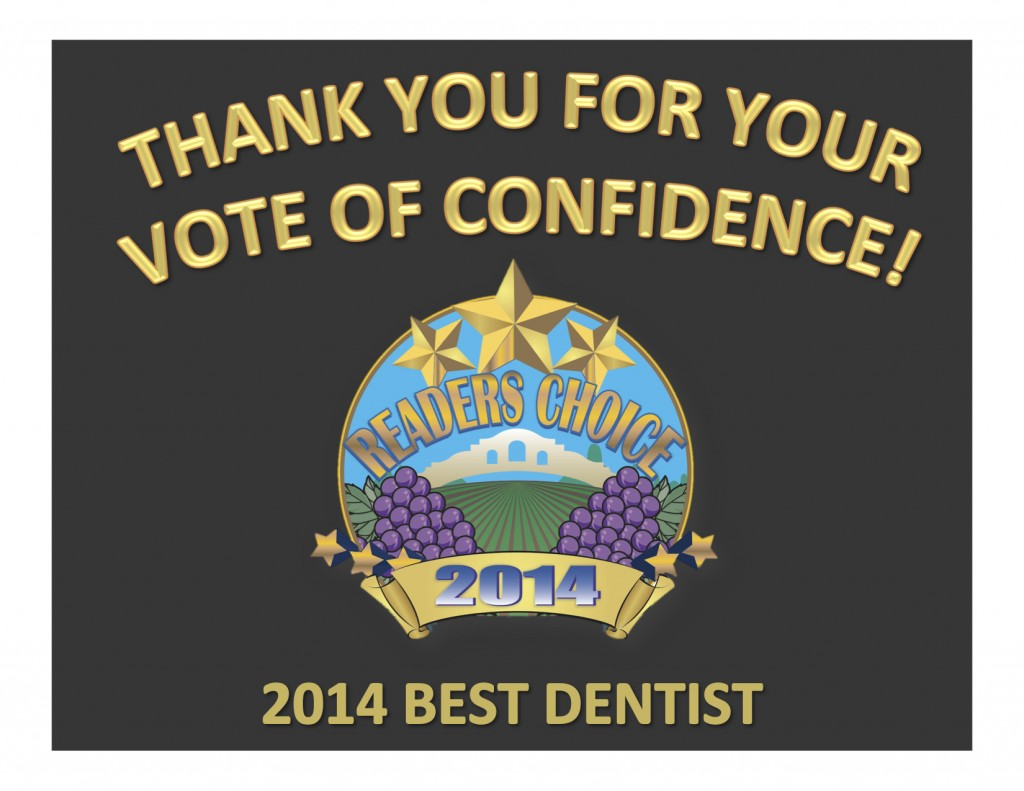 2014 BEST DENTIST